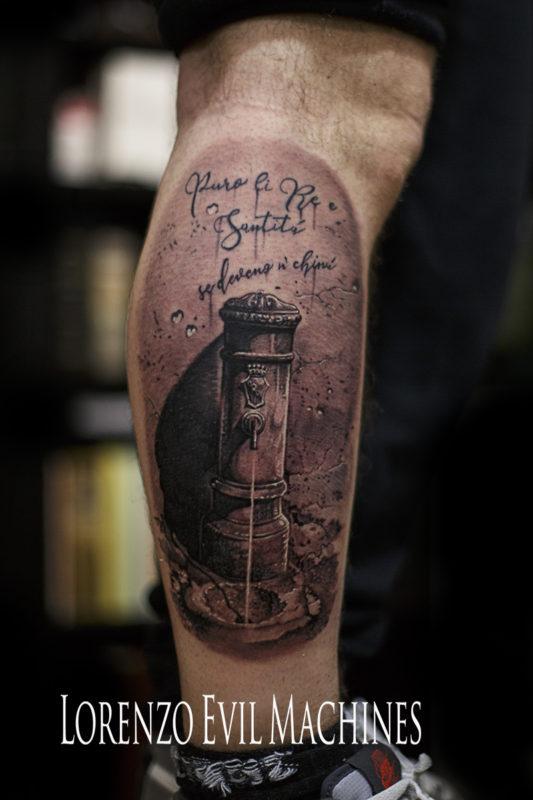 Fontanella__nasone_Roma_Lorenzo_tatuatore_Evil_Machines_realistic_tattoo_tatuaggi_realistici_3d_Roma_miglior_migliore_ritratti